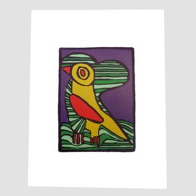 Vogelmacht 40x30 cm
