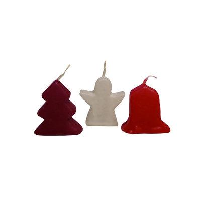 Kerstboompje, engeltje, klokje