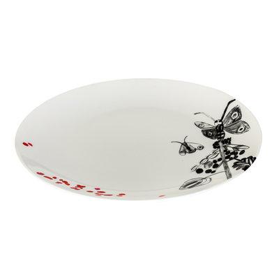 Servies (borden)  ø 27x cm